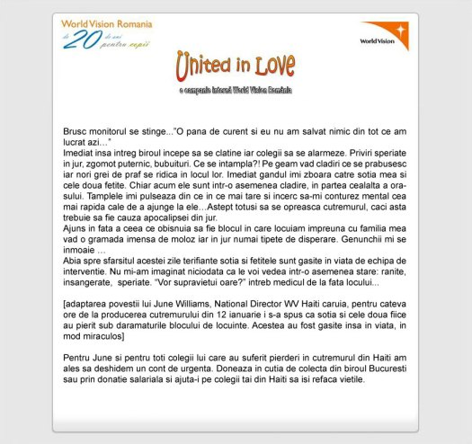 United in Love- Email-1